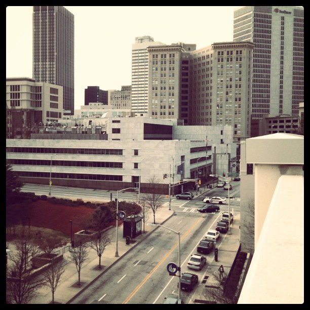 Atlanta. (Taken with instagram)