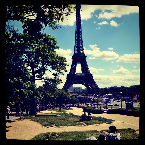 #Paris in the spring. #photography (Taken with instagram)
