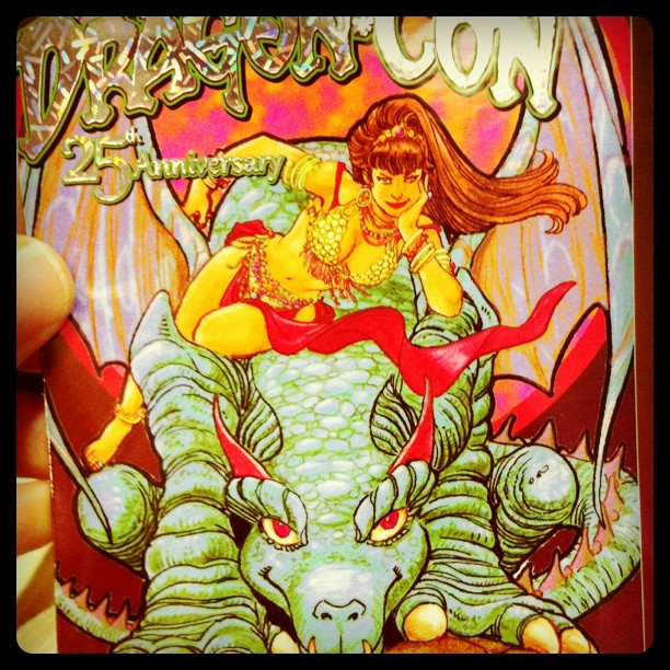 #atlanta #DragonCon (Taken with instagram)