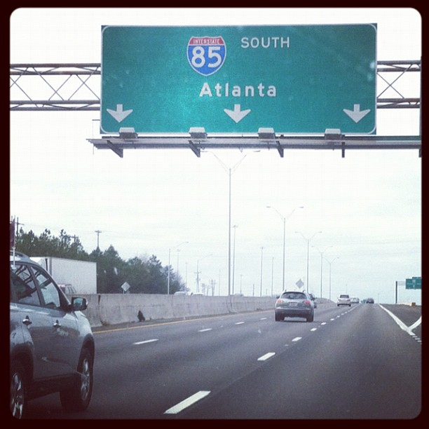 :) #ATL #Atlanta #travel (Taken with instagram)